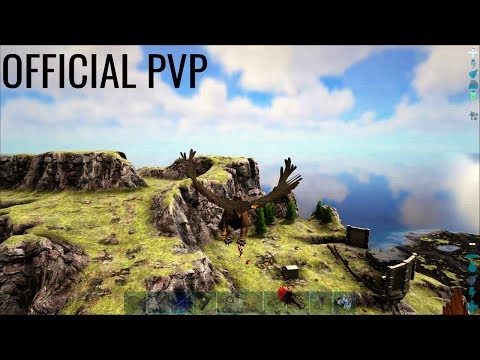 BASE DEFENSE and New Build Location - Official Ragnarok PVP (E6) - ARK Survival