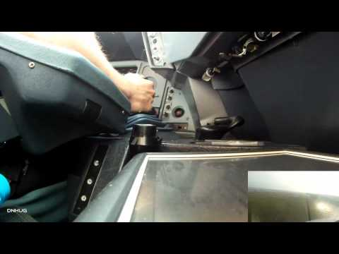Sidestick View Landing : Airbus A340