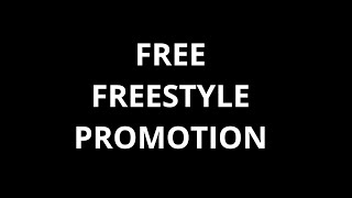 FREE Freestyle Promotion On This Channel Sub For More Freestyles & HipHop Music Videos