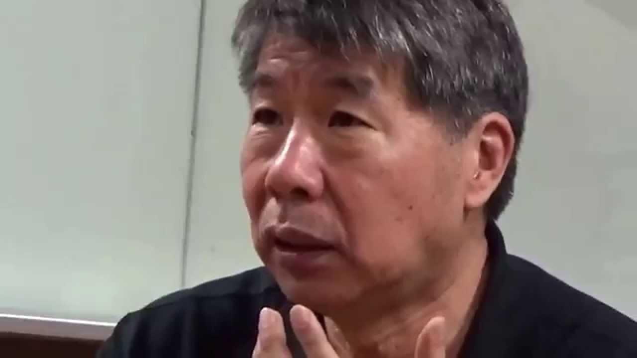 鵝湖主辦:兩岸關係應如何走? 張亞中(國立臺灣大學政治系教授) - YouTube