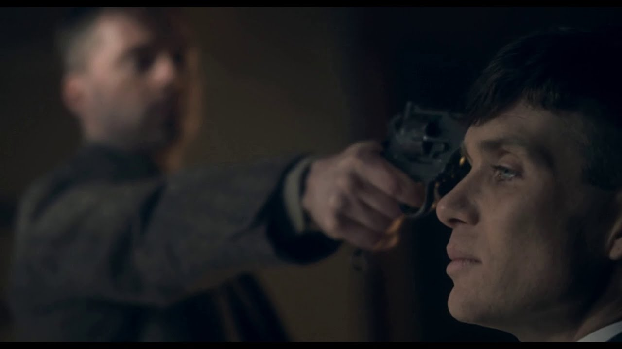 """Download """"He researches his enemies"""" THOMAS SHELBY shocks Irene O'Donnell  PEAKY BLINDERS."""
