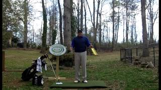 Building Your Own Backyard Driving Range
