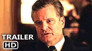 OPERATION MINCEMEAT Trailer (2022) Colin Firth, Drama Movie