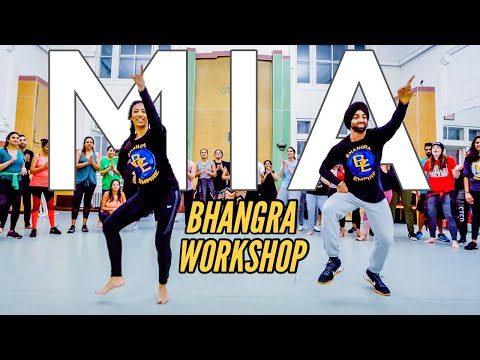 Bhangra Empire - MIA Workshop - Bad Bunny ft Drake