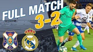 MATCH STREAM | CD Tenerife 3-2 Real Madrid Castilla