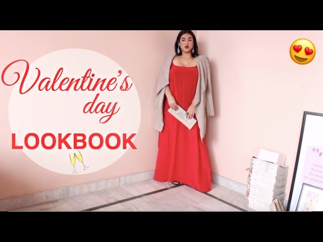 Valentines Day Lookbook From Casual To Dressed Up Vishakha