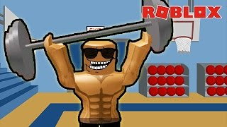 ROBLOX | GYM TYCOON | LET'S GET BUFF