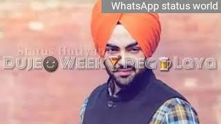 Teeje Week Teri Yaad Aa Gayi || Download || WhatsApp Status Video ||  WhatsApp StaTusLove whatsapp