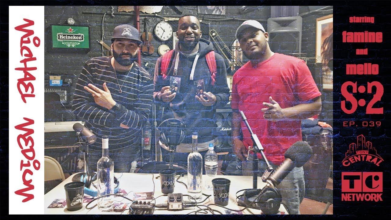 Tony Central Podcast EP. 039 | Michael Medium [Full Video]