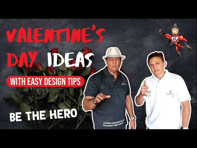 Valentines day ideas | Design tips and short tutorial