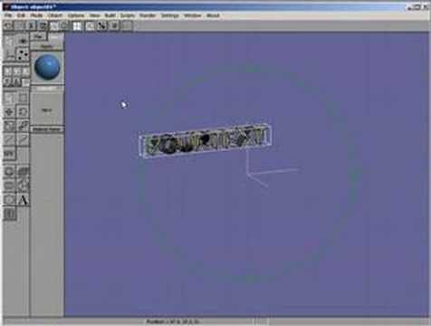 How to make a 3D Pot with Anim8or Tutorial - VideoPlas