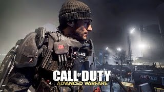 Call of Duty Advanced Warfare: Primeira Gameplay - Playstation 4 HD 1080p
