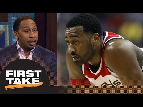 Stephen A.: Wizards are sending message with wins without John Wall | First Take | ESPN