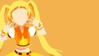 Ema Hinata Colour Silhouette Speedpaint || Aikatsu Friends!