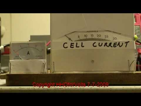 Hydrogen Fuel Co., Inc. - Overunity described and demonstrated by HHOforVolts