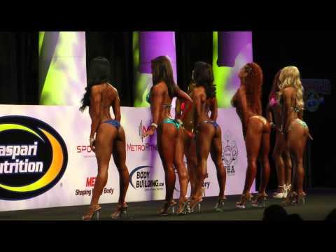 2013 Amateur Bikini Class B Part 2
