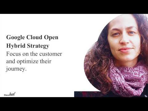 Cisco and Google – Open Hybrid Cloud Partnership