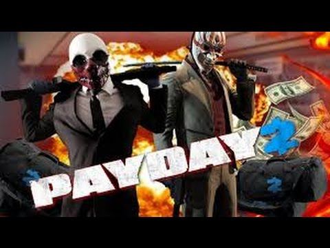 PayDay2 Что будет если сжечь все деньги в оффшорном счёте