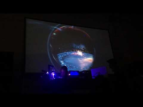 Force Field by Evelina Domnitch & Dmitry Gelfand - Paul Prudence (Ars Electronica 2016)