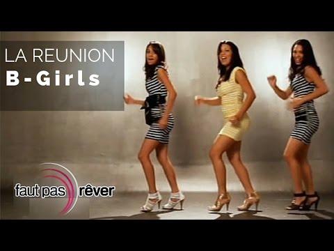 Ile de la Réunion- le phénomène B-Girls (reportage complet) - #fautpasrever