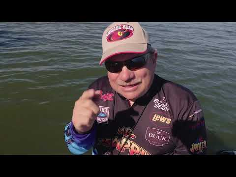 Mr. Crappie On Why He Shoots Docks