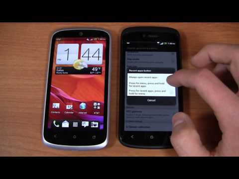 HTC One VX vs. HTC One S Dogfight Part 1