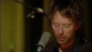 Radiohead - House of Cards - Live on Conan O'Brien
