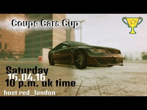 Coupe Cars Cup part 1
