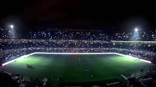 Real Betis vs Getafe CF - Espectacular el Estadio Benito Villamarín iluminado por Philips