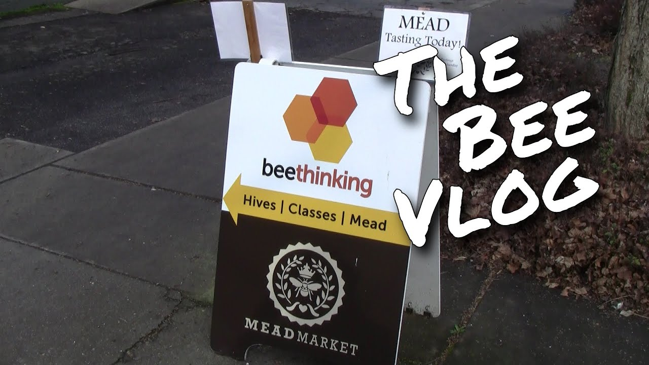 Bee Thinking   Top Bar U0026 Warre Hives   Bee Vlog #161
