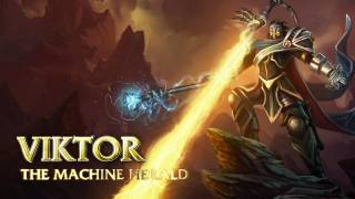 Viktor: Champion Spotlight | Gameplay - League of Legends