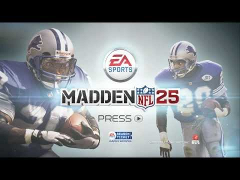 Unlocking 14 Madden 25 Achievements (at the same time!)