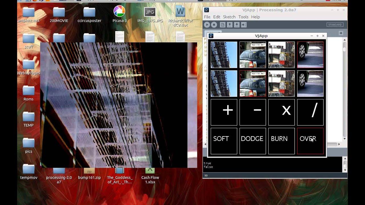 simple vj software windows