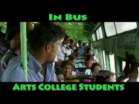 Arts vs engineering students.....