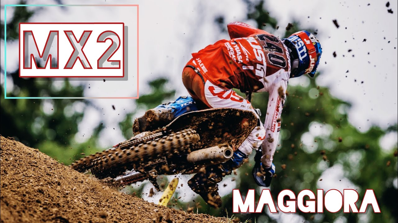 My first MX2 GP of the year in Maggiora | Kevin MX
