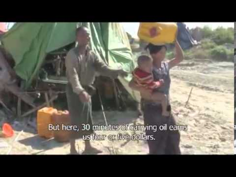 Burma's Oil Rush in Magway