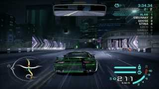 Need For Speed: Carbon - Race #15 - Sutherden Bell Tower (Race Wars - Circuit)