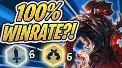 100% Winrate Lucian Build?! 6 GUNSLINGERS & 6 BLADEMASTERS | Teamfight Tactics | TFT | LoL