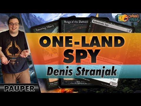 One-Land Spy - Pauper | Channel Denis