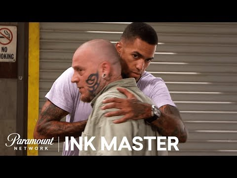 The Artists On The Ink Master Finalists - Ink Master, Season 7
