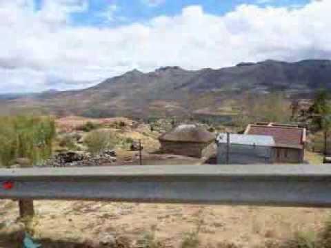 Lesotho Highland - Trip to Katse Dam (2)