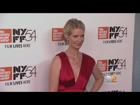 Cynthia Nixon To Run For Governor Of N.Y.