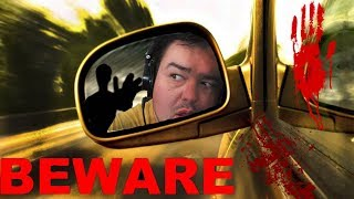 Trapped In A Car Horror!