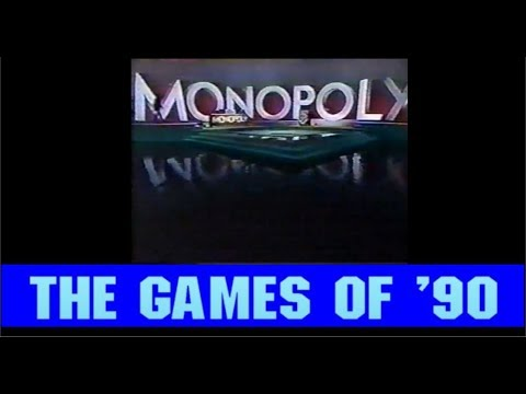 The Games Of 90 - Monopoly