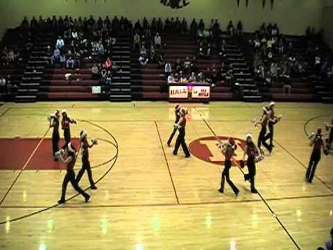 Hall High School Devilettes Christmas Dance