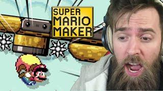 This Crazy Cape Level Could Be ITS OWN VIDEO. // SUPER EXPERT NO SKIP [#86] [SUPER MARIO MAKER]
