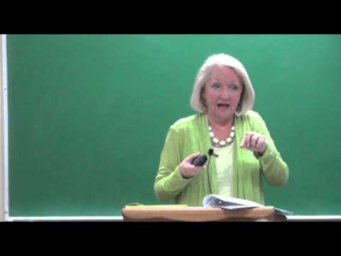 ACTS Class - Carole Avriett Extravagance Lesson 3
