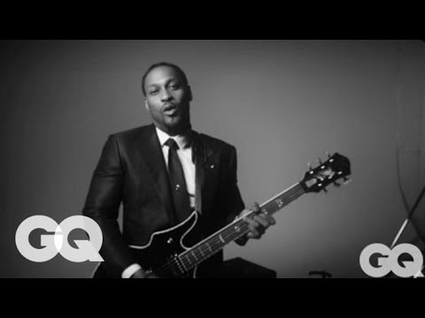 D'Angelo Plugs In Behind the Scenes - Live Music - GQ Celebrities