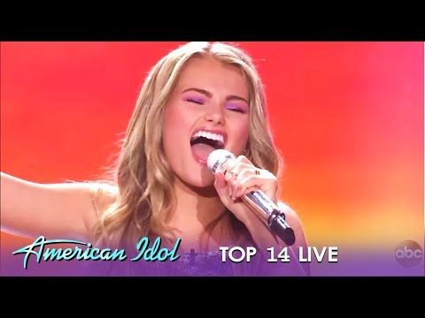 Riley Thompson: 16-Year-Old Country Girl WOWS The Judges!   American Idol 2019