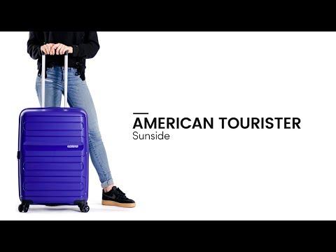American Tourister Sunside Spinner - Bagageonline